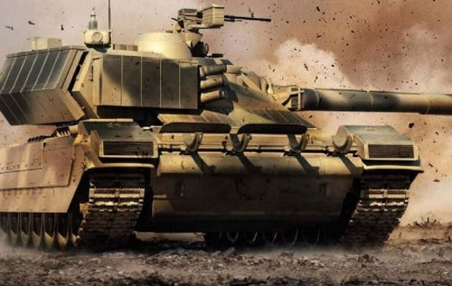 Russia's T-95: The Super Tank Putin Wishes He Built?