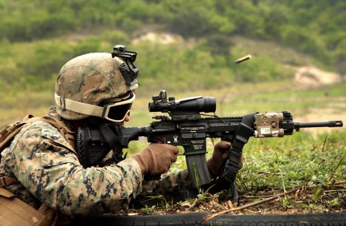 5 Reasons No One Can Beat the U.S. Marine Corps in a War