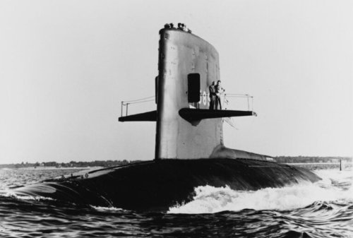 A Navy Submarine Was Sent to Spy on Russia (It Never Came Home)