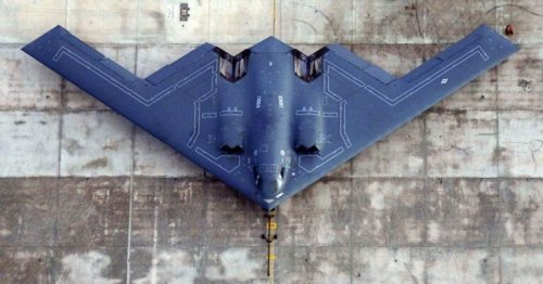 Secret Is Out: The New B-21 Stealth Bomber Has a Home