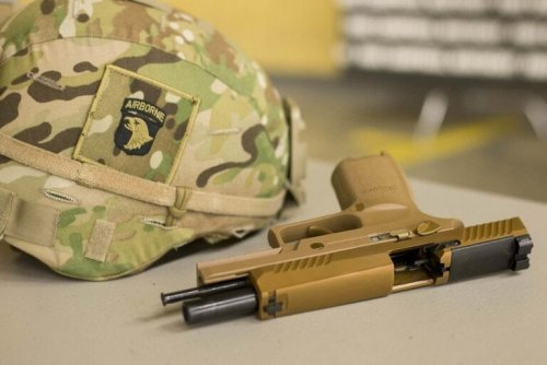 Guns Ranked: The Best 'Service Pistols' of the U.S. Military