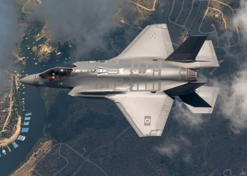 Iran Should Freak: Israel Could Create the Ultimate F-35 Stealth Fighter