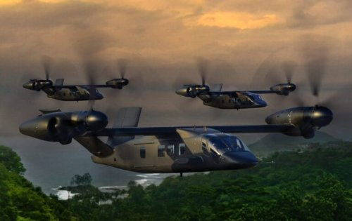 Bell's New Helicopter for the U.S. Military: As Fast As a Jet Fighter?