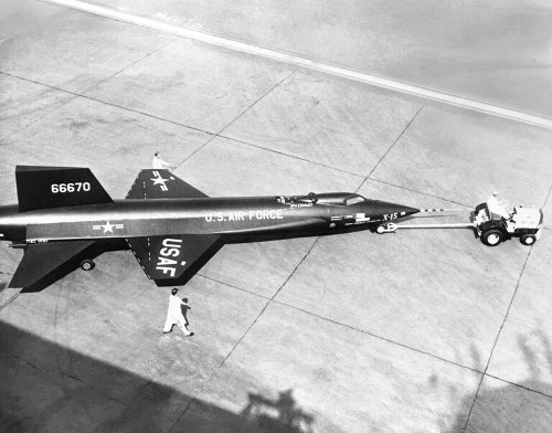 X-15: The Mach 6.7 Super Plane That Made Air Force History