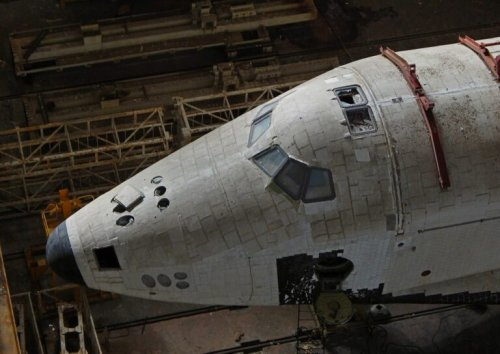 Russia Tried to Built a Space Shuttle. What a Mess.