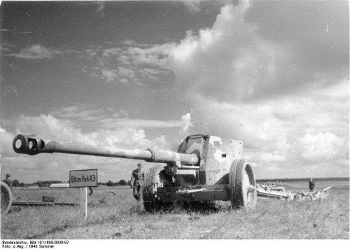 Pak 43: Nazi Germany's Ultimate Tank Killer During World War II