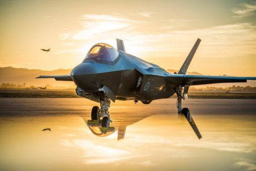 China Claims It Can Track F-35 and F-22 Stealth Fighters