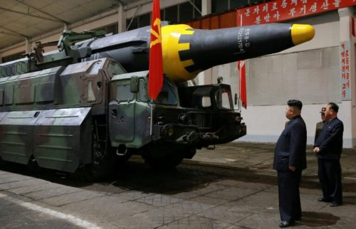 North Korea Could Have 242 Nuclear Weapons by 2027: Report