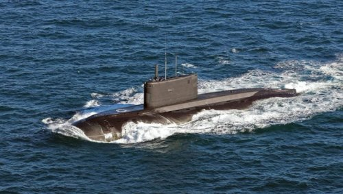 The Supercavitating Torpedo: The One Weapon the U.S. Navy Can't Match