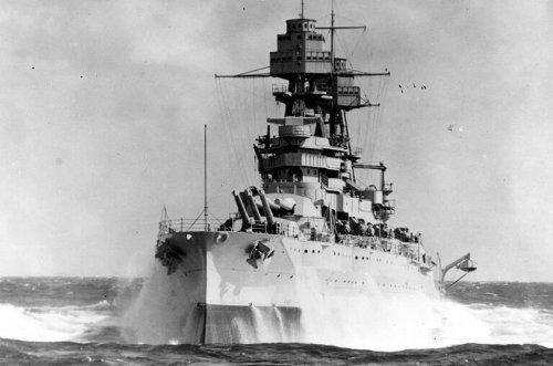USS Arizona – the Last of America's Super Dreadnought Battleships