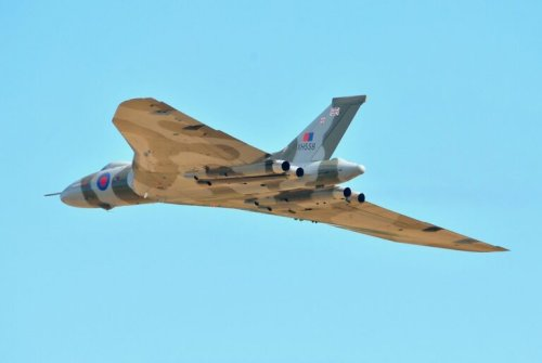 The Vulcan Bomber Made Russian Generals Break Out Into a Sweat