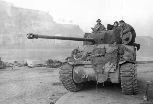 Why the Army's M-4 Sherman Tank Was Slaughtered During World War II