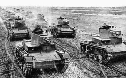 Forgotten Fact: Blitzkrieg Warfare Was Not a Nazi Germany Invention
