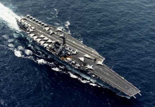 Russia's Plan to Kill U.S. Navy Aircraft Carriers? Nuclear War