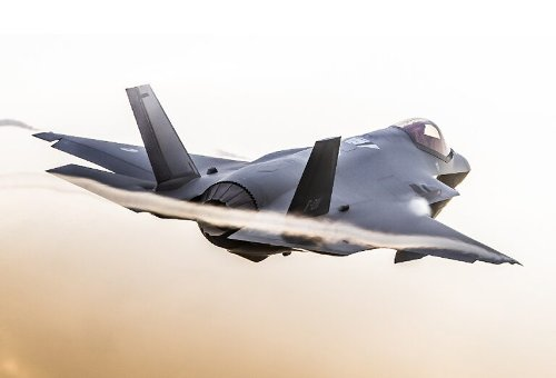 The F-35 Stealth Fighter Could Soon be Soaring Over the Alps