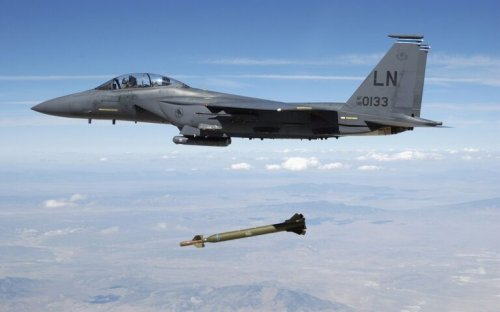GBU-72: Why China, Iran and North Korea Hate This Bunker Buster Bomb