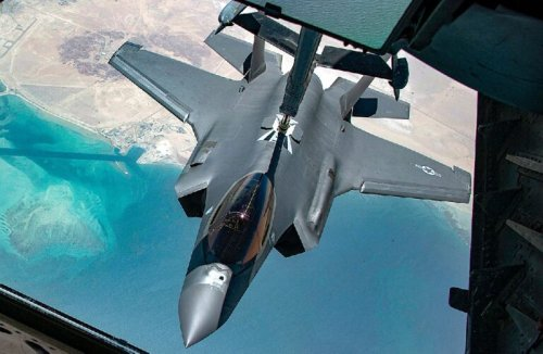 The Secret Way the U.S. Air Force Trains for War Against Russia or China