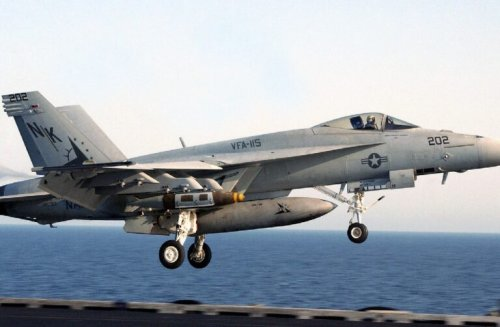 Why the Navy's Block III F/A-18 Super Hornet Fighter Is So Dangerous