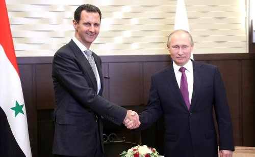 Russia Pushes A Dangerous Narrative Ahead of Syria's Sham Election