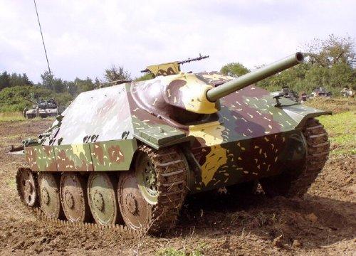 Hetzer: Nazi Germany's Big Frankenstein Tank Destroyer