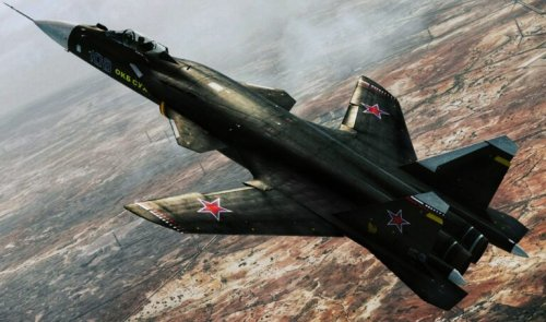 Russia's First 'Stealthy' Fighter: Why Did the Su-47 Fail?