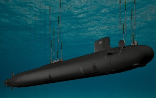 China's Worst Nightmare: The U.S. Starts Selling Nuclear Attack Submarines