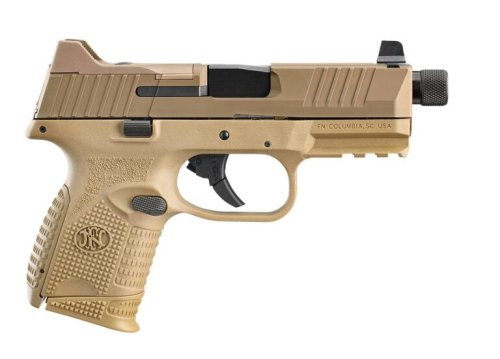 Reviewed: FN 509 Compact Tactical Is One Amazing 9mm Gun