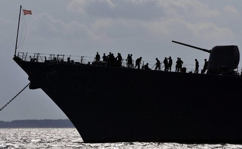 The U.S. Navy Is Trying to Build a Ghost Fleet