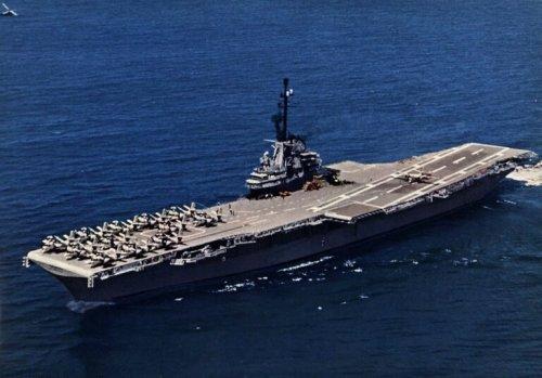 USS Hornet: The Navy's Best Aircraft Carrier Ever?