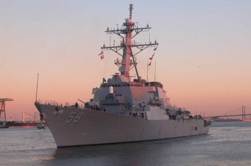 Russia Is Not Happy: The U.S. Navy Has a Destroyer in the Black Sea