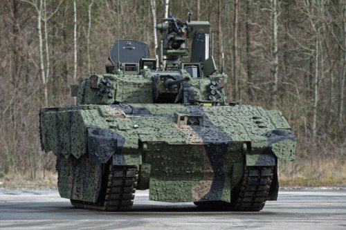 Don't Go Over 20 Miles Per Hour: New British Ajax Armored Vehicle Might Be Unsafe