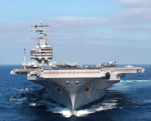 Stop Saying U.S. Navy Aircraft Carriers Are Obsolete