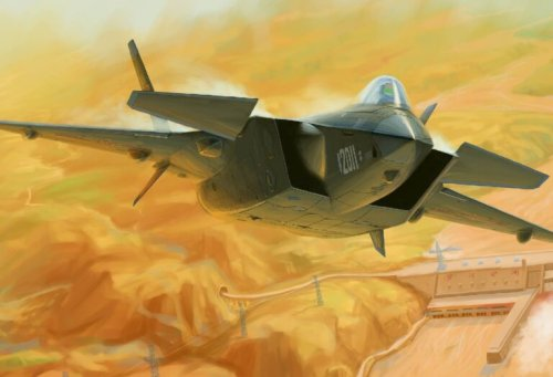 China's Stealth J-20 Stealth Fighter Has Arrived (And Ready for War?)