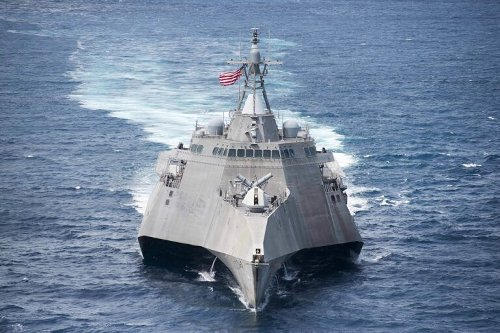 A New U.S. Navy Littoral Combat Ship Was Just Commissioned