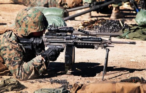 The Marine Corps Might Soon Get Plastic .50 Caliber Bullets