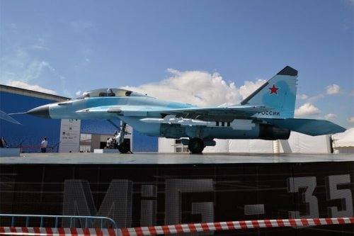 MiG-35: The Russian Fighter Jet That Is More Hype Than Fight