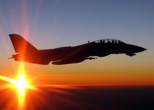 Why the Military Loves Doing 'Top Gun' Stunts (To Prove a Point)