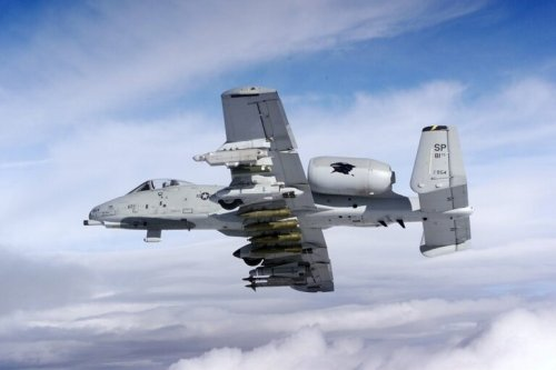 The Crazy Story of How an A-10 Warthog Was Shot Down