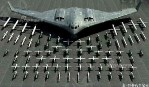 China's JH-XX Stealth Bomber Is A Giant Mystery