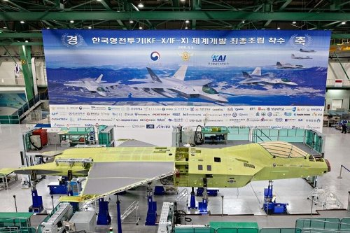 KF-21 Hawk: South Korea's New 'Stealthy' Fighter Jet