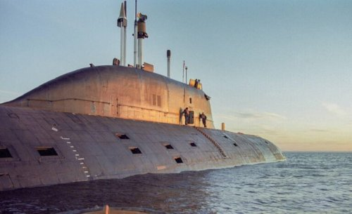 Heads Up, U.S. Navy: Russia's Stealth Submarine Force Is Growing Fast
