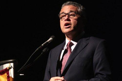 How the Hell Is Jeffrey Toobin Back on CNN?
