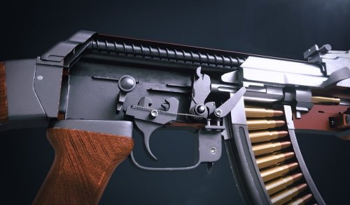 The AK-47 Has Nazi 'DNA — And is the Most Successful 'Gun' Ever