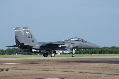 Could the Air Force Send in F-15s to Sink a Navy? Maybe.
