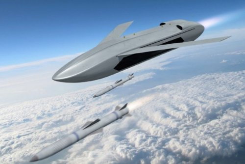 The U.S. Air Force Loves Stealth Drones