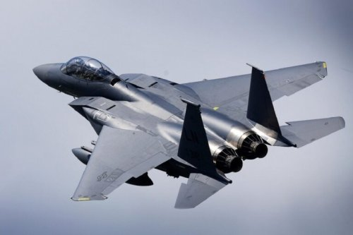 Sea Eagle: The Story of Why the F-15 Fighter Never Joined the U.S. Navy