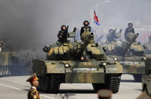 North Korea's Army Is Massive (As in a Massive Paper Tiger)