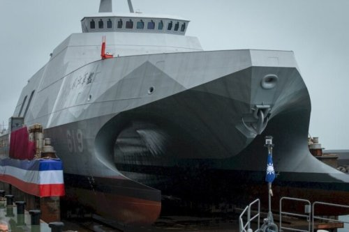 Taiwan Now Has Another Want to Kill China's Aircraft Carriers