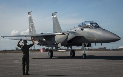 How F-15EX Fighters Could Fight China or Russia in a War