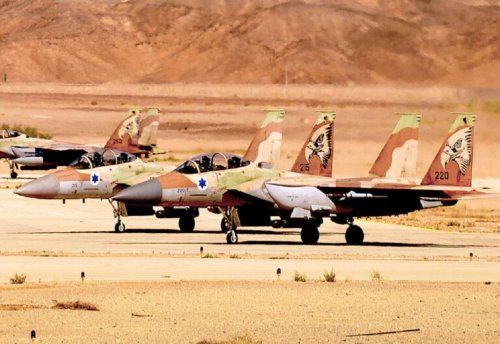 Israel's F-15I Fighter Jet: The Best F-15 Ever Made?